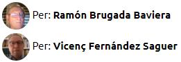 Ramón Brugada/Vicenç Fernández